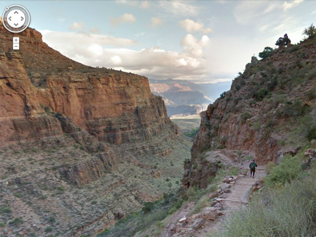 Grand Canyon – Street View