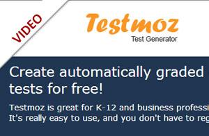 Testmoz – der Online-Testgenerator