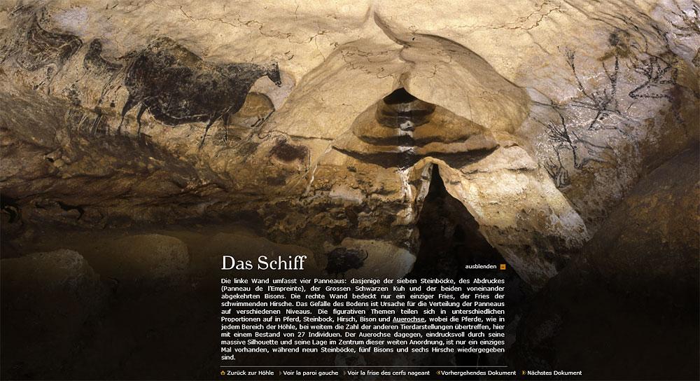 Die Höhle von Lascaux