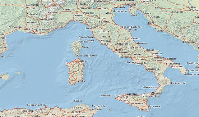 Die römische Welt