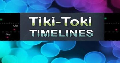 Tiki-Toki Timeline Maker